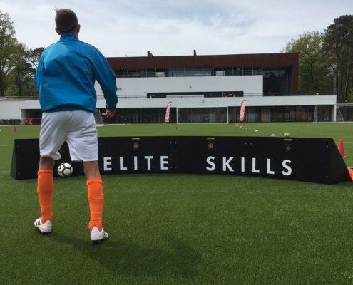 CON Q voor het eerst bij KNVB Voetbalkampen
